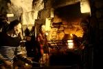Dans la forge