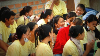 Khmer qui rit