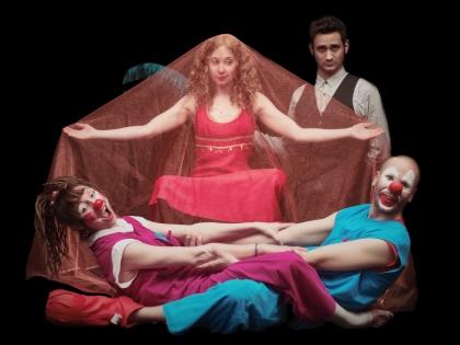 Les Zazouilles et la fée rousse au pays de Khalil Gibran
